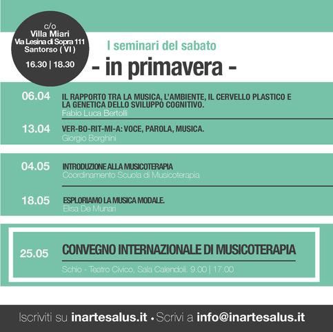 """Seminari """"In Primavera"""""""